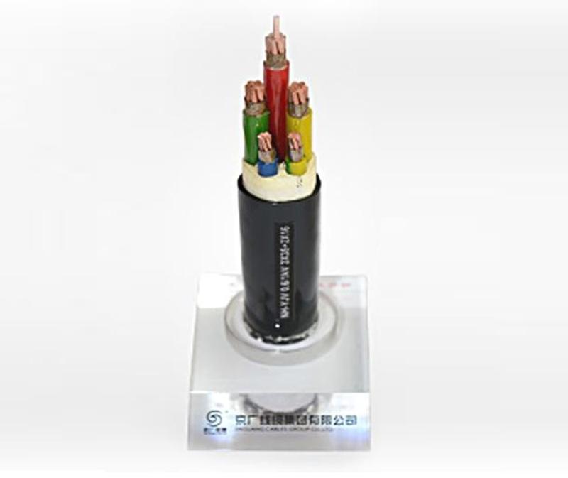 NHVV22耐火铜芯聚氯乙烯绝缘钢带铠装电力电缆