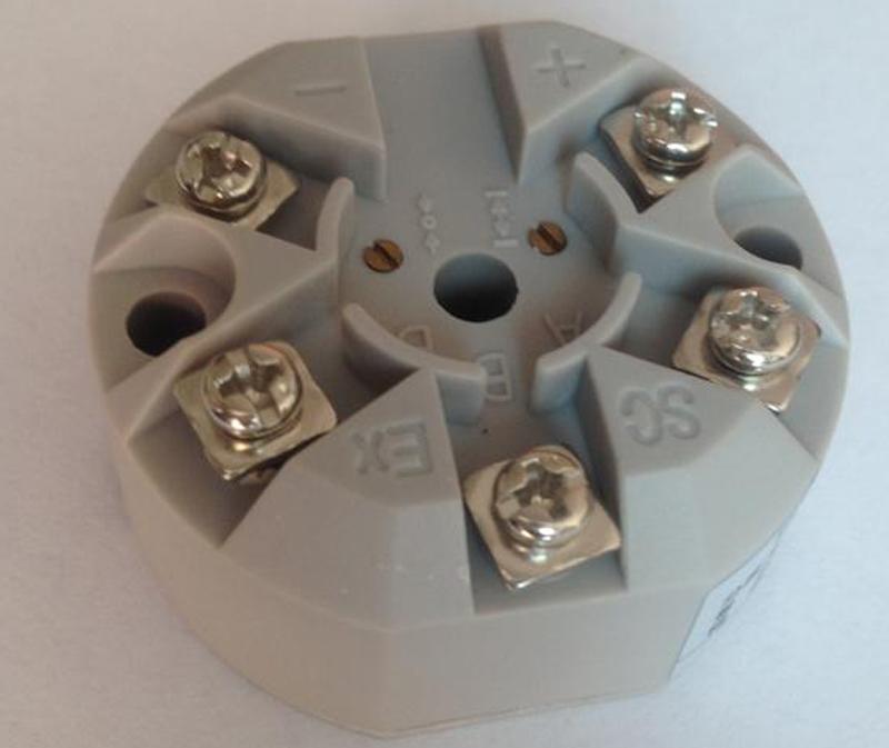 PTT140热电偶智能温度变送器圆模块