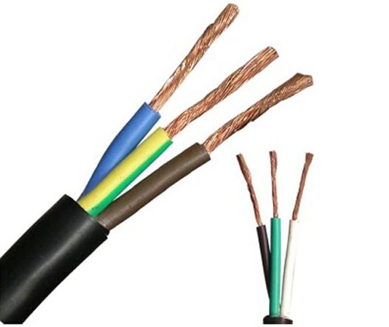 YC通用橡套软电缆
