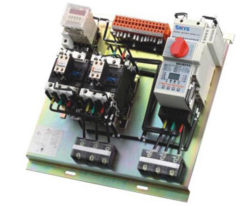 YCPSJ星三角减压起动器型控制与保护开关
