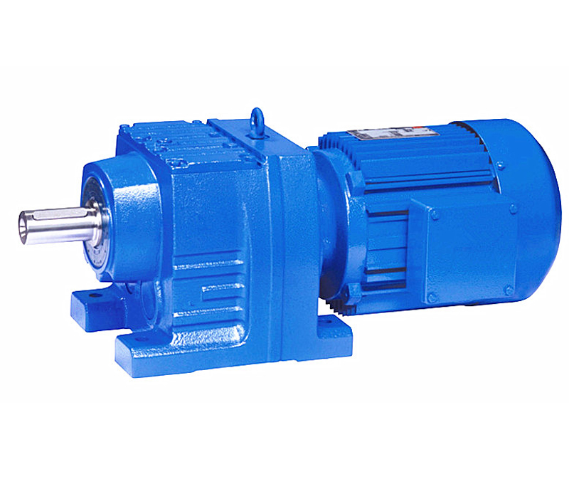 R系列斜齿涡轮减速机