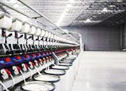 """聪明的纺机会""""说话"""" 生产效能提升三倍"""