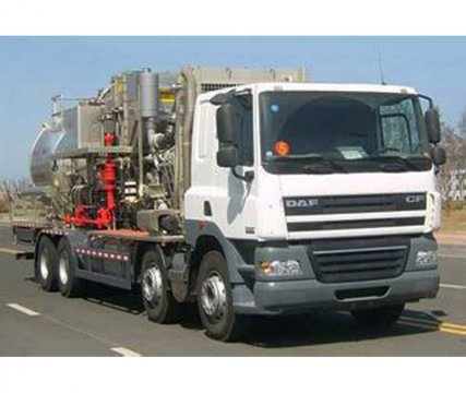 1000K杰瑞液氮泵车