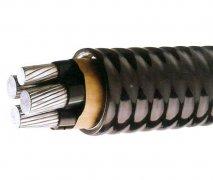 YJLHV-32聚氯乙烯内护层钢丝铠装铝合金电缆