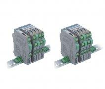 电偶电阻/电压输入隔离安全栅