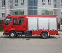 ZXF泵浦消防车