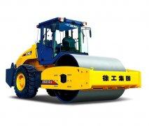 XS系列机械驱动单钢轮振动压路机