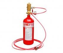 WZ型探火管自启动灭火装置