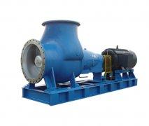 HZW系列用于制糖工业造纸业石油化工等领域的轴流泵