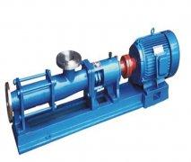 GNF型不锈钢螺杆泵