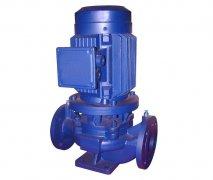 IHG系列单级单吸管道离心泵