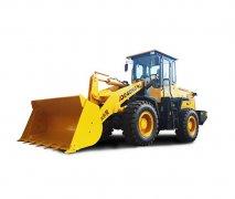 DG系列用于建筑路桥矿山等行业需铲挖作业的装载机