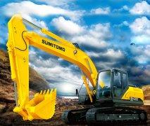SH系列用于工程建筑矿山煤场等场合的液压挖掘机