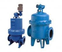 GCQ型自洁式排水过滤器