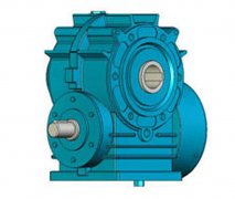 SCW系列涡轮涡杆减速机