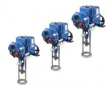 CHQ型铝合金电动角行程执行器