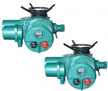 DZW系列多回转调节/隔爆型电动执行器