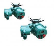 DZW系列多回转整体/隔爆型电动执行器