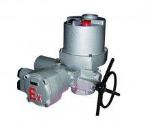 Q系列部分回转调节/隔爆型电动执行器