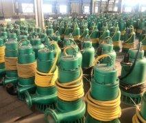 BQS系列矿用防爆型排污排沙潜水电泵