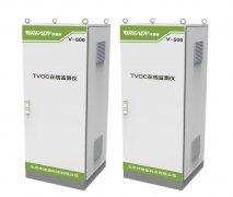 扬尘在线监测系统TVOC在线监测仪