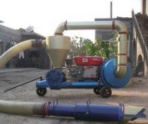 QH气力输送机 每小时3吨可吸送 自动方便