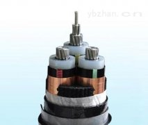 ZC-YJLV铝导体阻燃C类3kv低压电力电缆