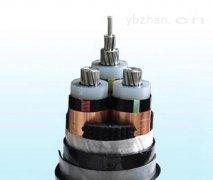 YJV铜导体交联聚乙烯绝缘3kv低压电力电缆