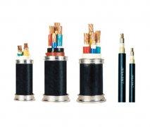 YJLV铝导体交联聚氯乙烯3kv低压电力电缆