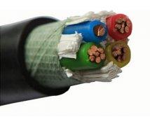 YJV系列交联聚乙烯绝缘聚氯乙烯护套中压电力电缆
