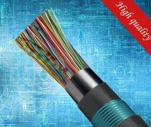 HYA53铜芯实心聚烯烃绝缘市内通讯通信电缆