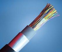 HYA553铜芯实心聚烯烃绝缘市通信电缆
