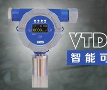 VTD410智能有毒气体检测仪 整体隔爆结构固定安装方式