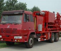 GJC40-17型固井水泥车