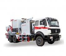GJC45-21型固井水泥车