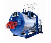 WNS系列卧式全自动燃油(气)蒸汽锅炉