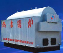 CDZL(H)系列卧式快装承压(常压)热水锅炉