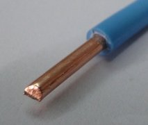 BV铜芯聚氯乙烯绝缘单芯电线