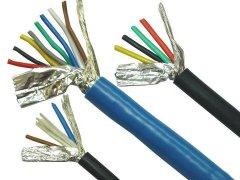 KVV铜芯聚氯乙烯绝缘聚氯乙烯护套屏蔽控制电缆