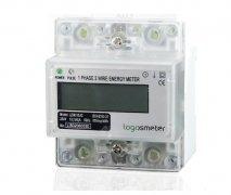 LEM016系列DIN导轨式安装单相电子式电能表