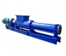 SG170B01Z卧式单螺杆泵