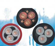 NH-VV耐火铜芯导体聚氯乙烯绝缘及护套电力电缆