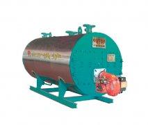 WNS系列全自动燃气/燃油热水锅炉