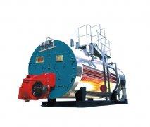 WNS系列全自动燃气/燃油蒸汽锅炉