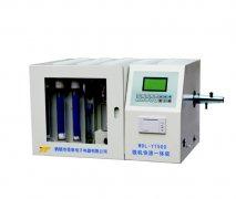 WDL系列微机快速一体硫