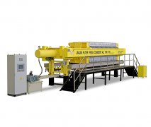 2000型程控自动液压厢式压滤机