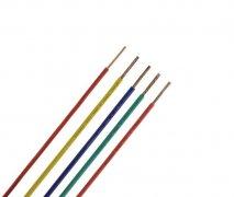 BVR铜芯聚氯乙烯绝缘软电缆