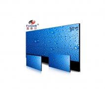 富泰尔 60寸液晶 拼缝6.5mm 高清工业级拼接屏