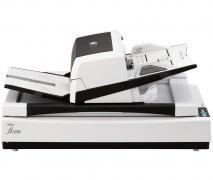 富士通(Fujitsu)Fi-6750S扫描仪A3高速自动进纸带平板