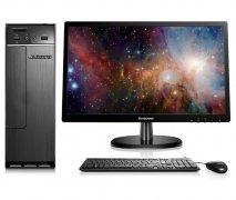 联想(Lenovo)H3050台式电脑(i3-4160 4G 500G DVD 千兆网卡)